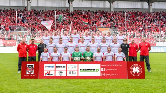 Eine besondere Truppe: RWO Team12.