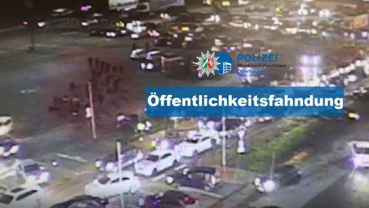 Nach einer MMA-Veranstaltung in Oberhausen kam es zu einer Massenschlägerei. Die Polizei sucht Zeugen.
