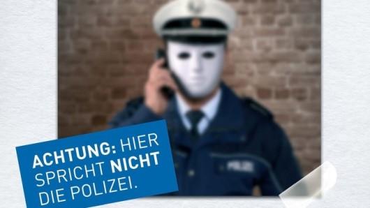 Die Polizei Oberhausen warnt vor Anrufen von falschen Polizisten.