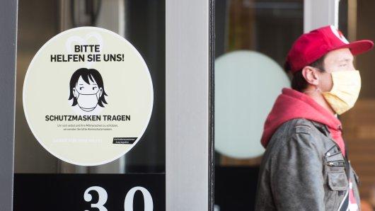 Centro Oberhausen: Das Einkaufszentrum hat verschärfte Corona-Regeln mitgeteilt. (Symbolbild)