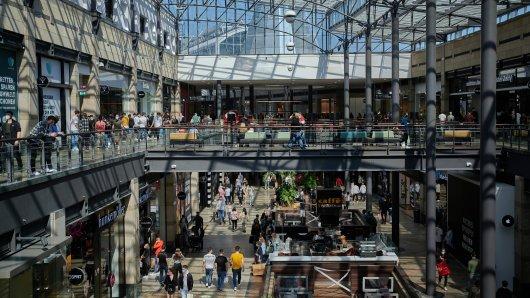 Centro Oberhausen: Ab Montag öffnet ein Herstück des Shopping-Centers wieder.