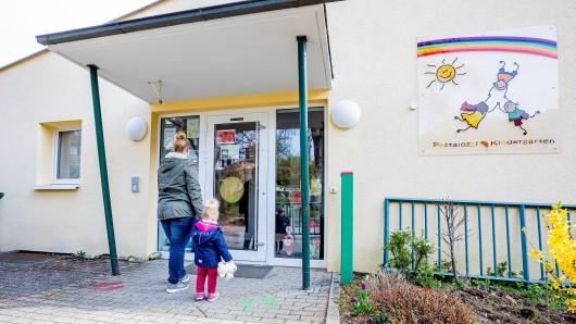 Eltern von Kita-Kindern werden in Oberhausen entlastet. (Symbolfoto)
