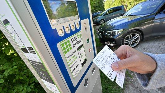 Oberhausen: Die Parkgebühren sorgen weiter für Diskusionen. (Symbolbild)