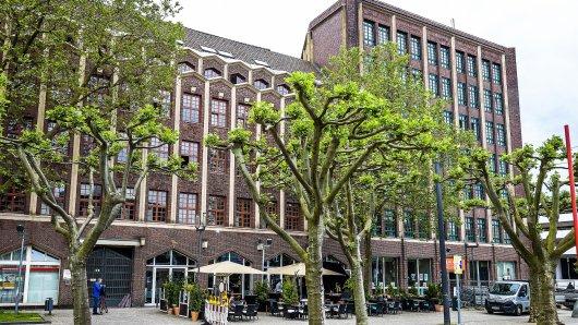 Oberhausen: Das Café im Bert Brecht Haus schließt. (Archivbild)