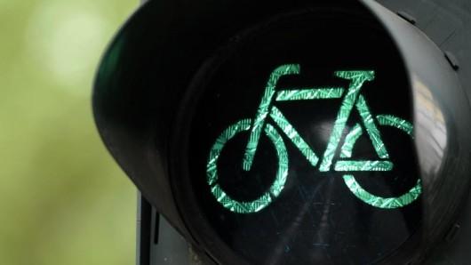 Grüne Welle - in Oberhausen ab sofort für Biker der Fall.