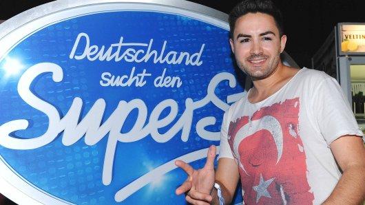 """Nach zwölf Auftritten bei """"Deutschland sucht den Superstar"""" sucht Menderes offenbar eine neue Herausforderung."""