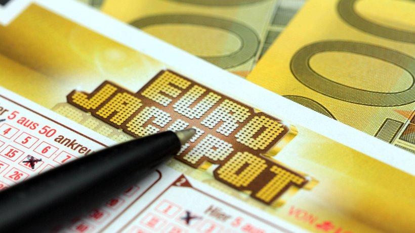 Gewinnsumme Eurojackpot