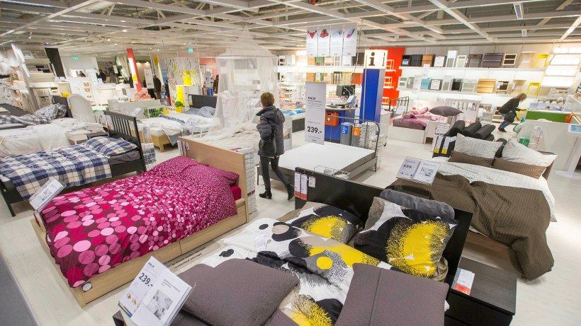 m belhersteller ikea fordert kunden auf nicht im m belhaus zu schlafen panorama. Black Bedroom Furniture Sets. Home Design Ideas