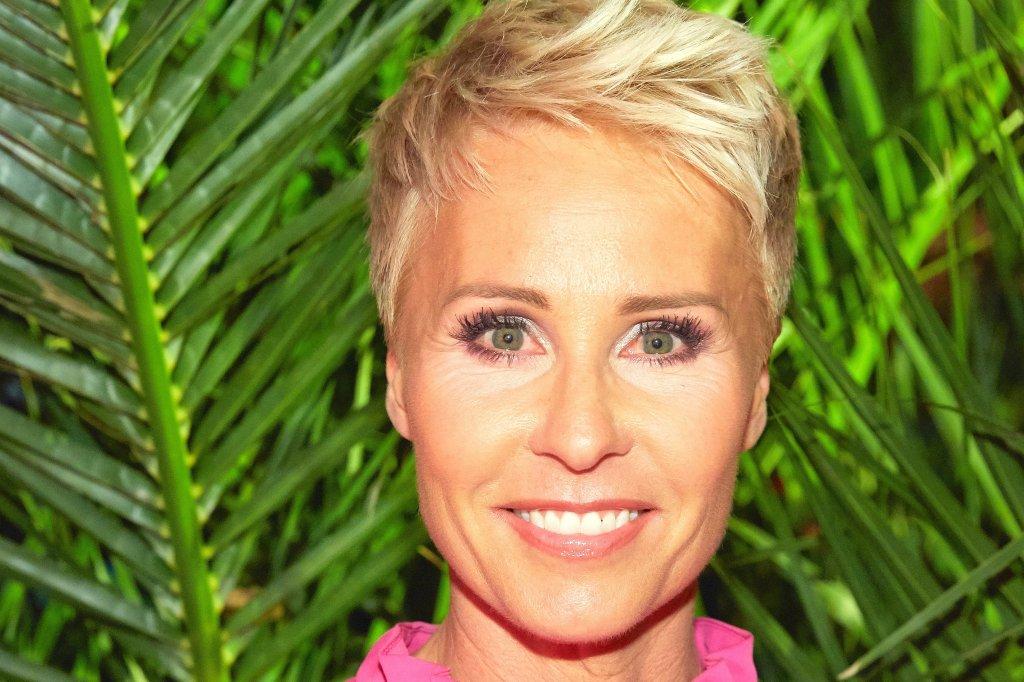 Dschungelcamp Botox Sonja Zietlow Gesteht Beauty Eingriffe