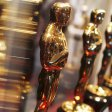 Oscar statuettes are displayed at the Meet the Oscars exhibit in New York February 25, 2010. REUTERS/Shannon Stapleton (UNITED STATES - Tags: ENTERTAINMENT SOCIETY)