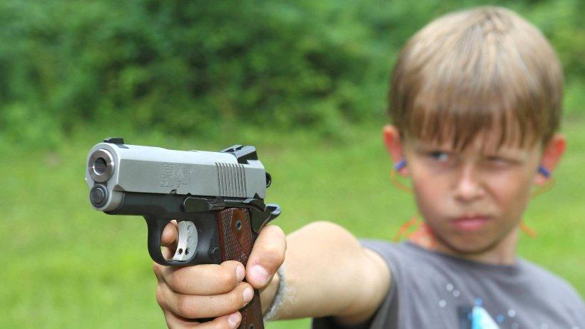 Schusswaffenopfer Usa