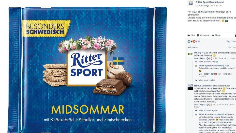 Ritter sport schalke