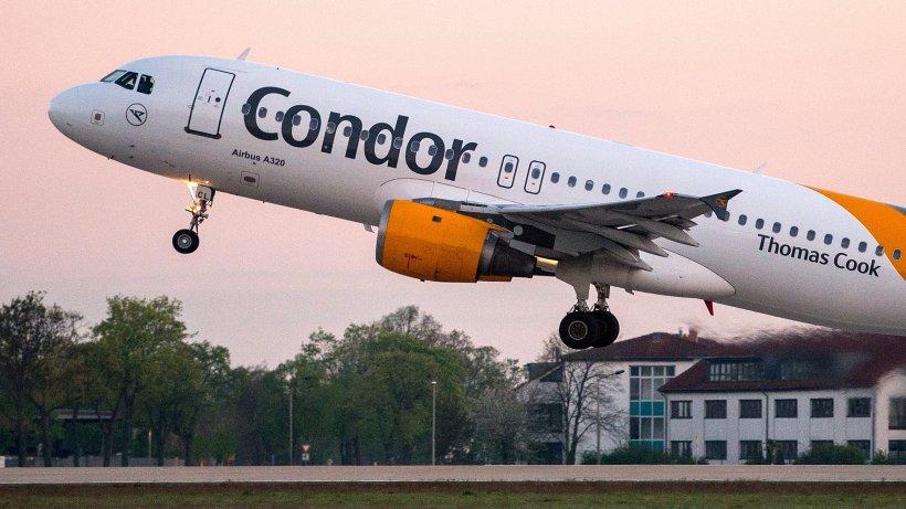 Condor Mallorca Verspätung
