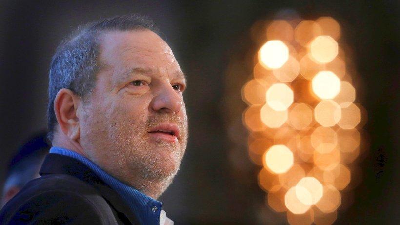 New Yorker Polizei ermittelt gegen Harvey Weinstein wegen
