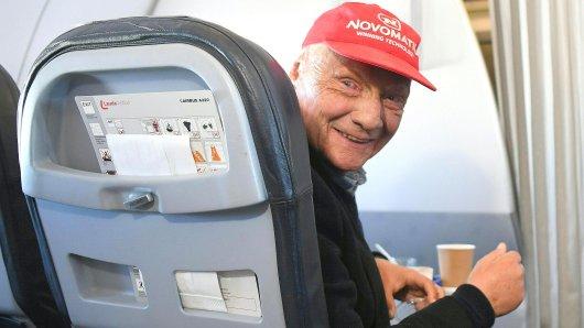 Niki Lauda im März 2018.