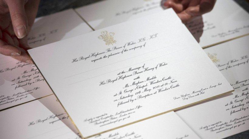 Hochzeitseinladungen Wann Verschicken