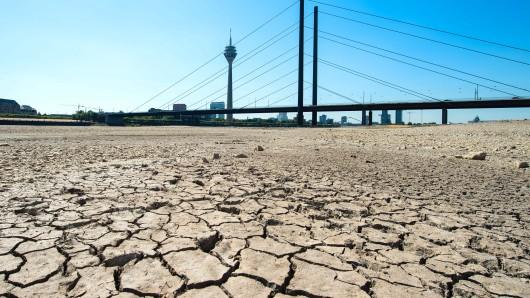 Der Klimawandel ist in NRW angekommen. (Symbolbild)