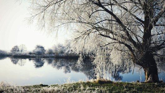 Den ersten Frost hat es im Ruhrgebiet nun gegeben. (Symbolbild)