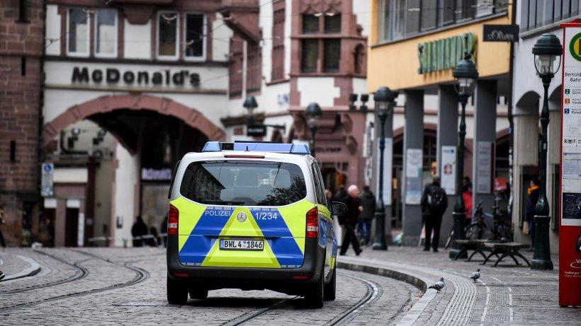 Freiburg Nachrichten Polizei