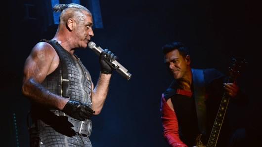 Rammstein geht 2019 auf Tour – und spielt mehrfach in Deutschland.