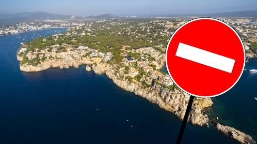 Ein Bewohner von Mallorca bekam nun offiziell Inselverbot.