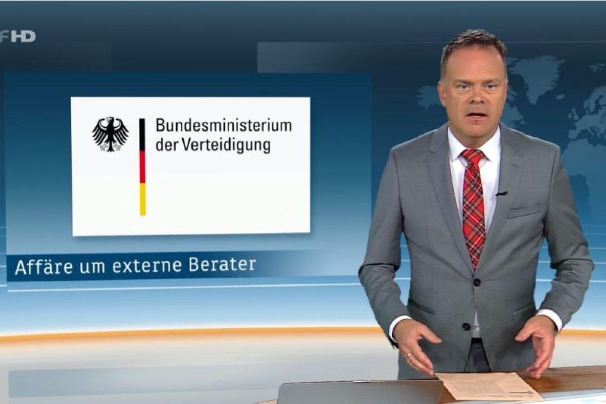 Panne Bei Heute Sendung Im Zdf Alice Weidel Immunitat