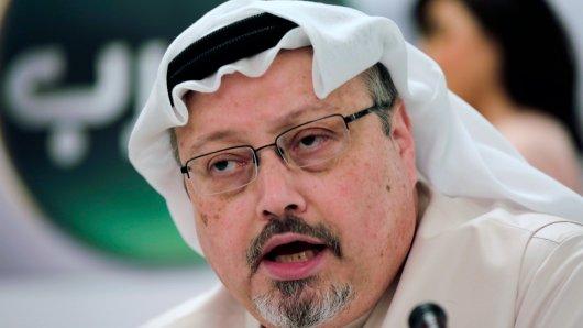 Der US-Sender CNN hat eine Abschrift veröffentlicht, die die letzten Worte des ermordetensaudiarabischen Journalisten Jamal Khashoggi dokumentiert.