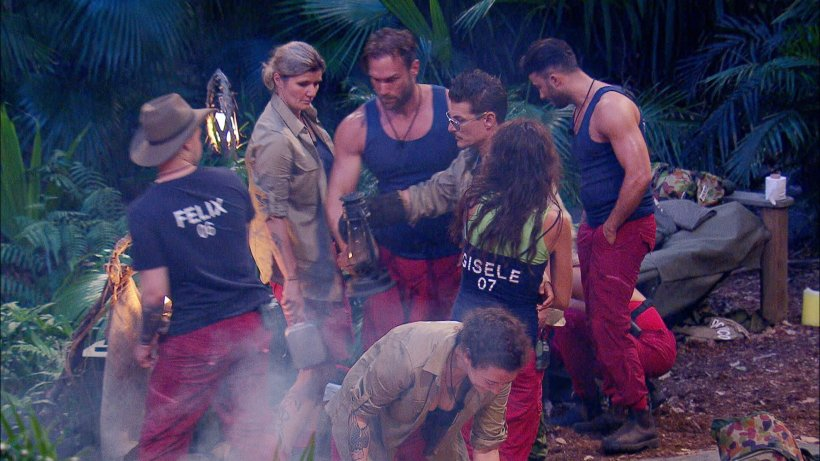 Jungle Camp Leila Lowfire Is Out This Is Jungle Day 12