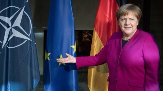Angela Merkel hat bei der Münchner Sicherheitskonferenz Klartext gesprochen.