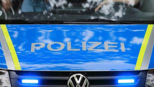 Die Rostocker Polizei hat ein Baby-Skelett in einem Blumentopf entdeckt.