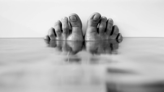 Im österreichischen Vorarlberg ist eine Frau in der Badewanne gestorben. (Symbolbild)