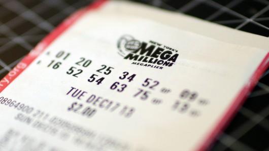 In der Mega Millions Lotterie hat ein Arbeitsloser 273 Millionen US-Dollar gewonnen. (Symbolfoto)