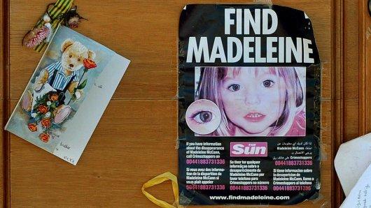 Netflix zeigt eine Doku über den Vermisstenfall Maddie McCann.