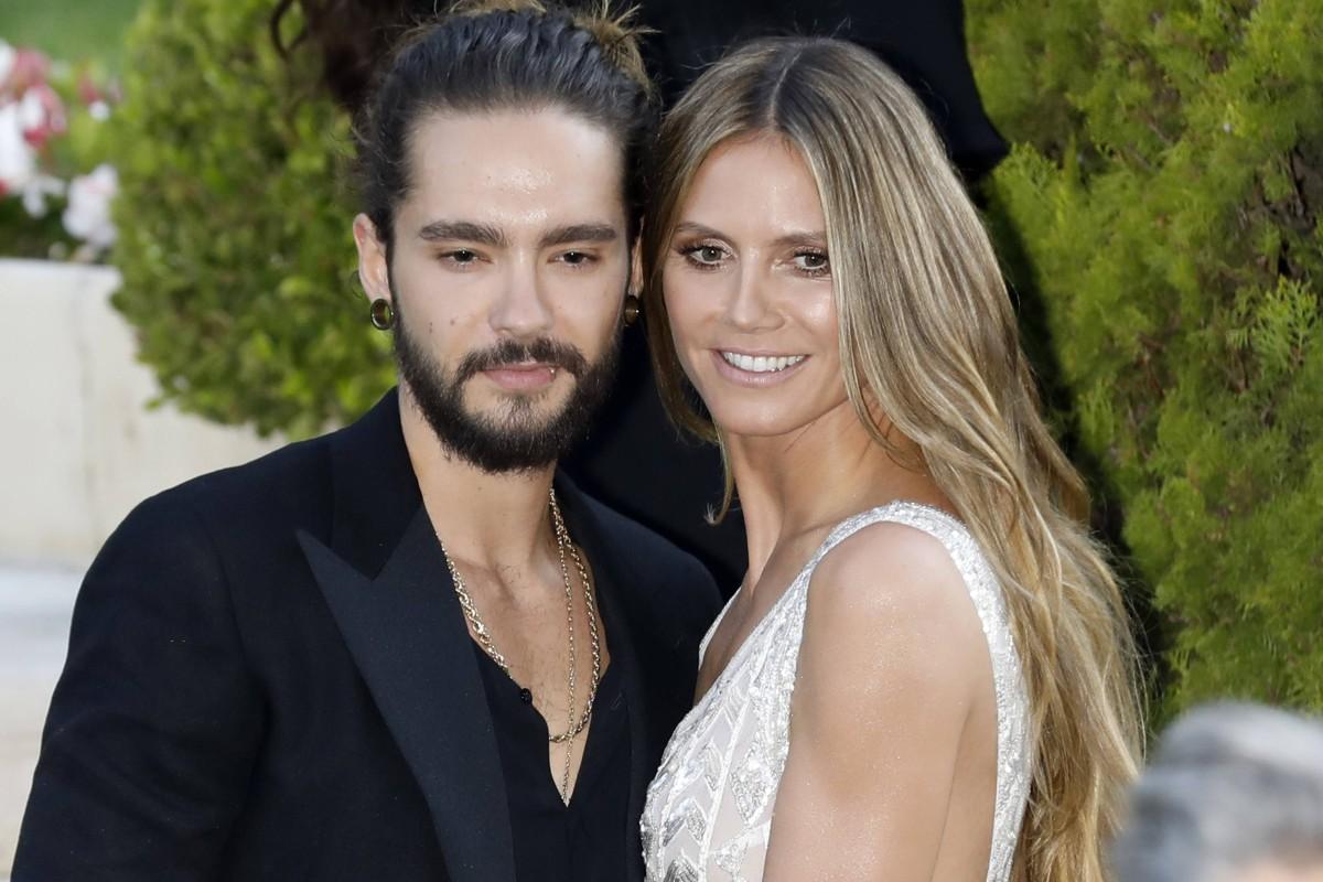 Heidi Klum Und Tom Kaulitz Heimliche Heirat Zum Jahrestag Kurier At