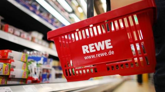 Bei Rewe sorgte eine Treuepunkte-Aktion für Frust bei Kunden.