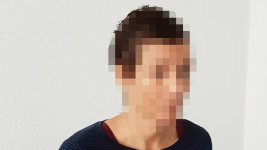 In Frankfurt sucht eine Frau verzweifelt nach ihrer Identität.