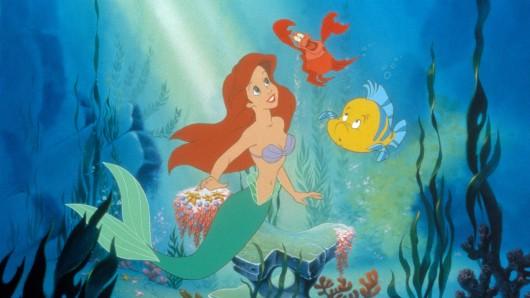 """""""Arielle"""" ist einer der beliebtesten Disney-Figuren."""