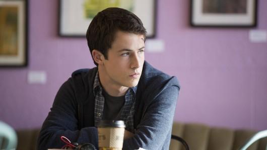 """Clay Jensen (gespielt von Dylan Minnette) ist der Hauptcharakter der Netflix-Serie """"Tote Mädchen lügen nicht""""."""