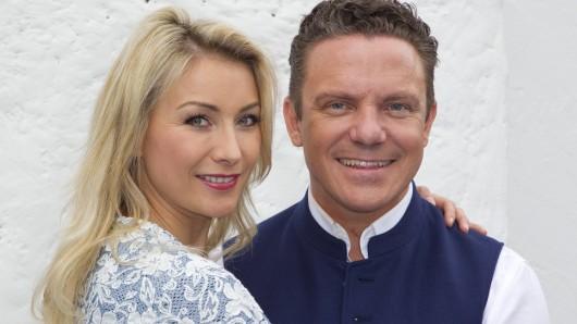 Anna-Carina Woitschak und Stefan Mross.