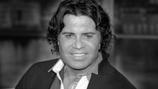 Schlagerstar Costa Cordalis ist tot: Das ist die Todesursache.
