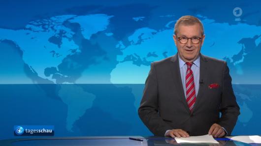 """""""Tagesschau""""-Sprecher Jan Hofer ist an der Nordsee."""