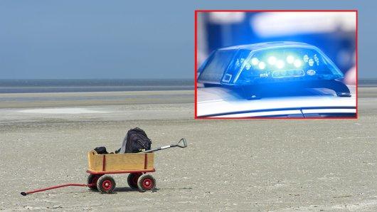 An der Nordsee kam es zu einer dramatischen Rettungsaktion. Eine Frau musste mehrere Stunden lang im Wattenmeer gesucht werden.