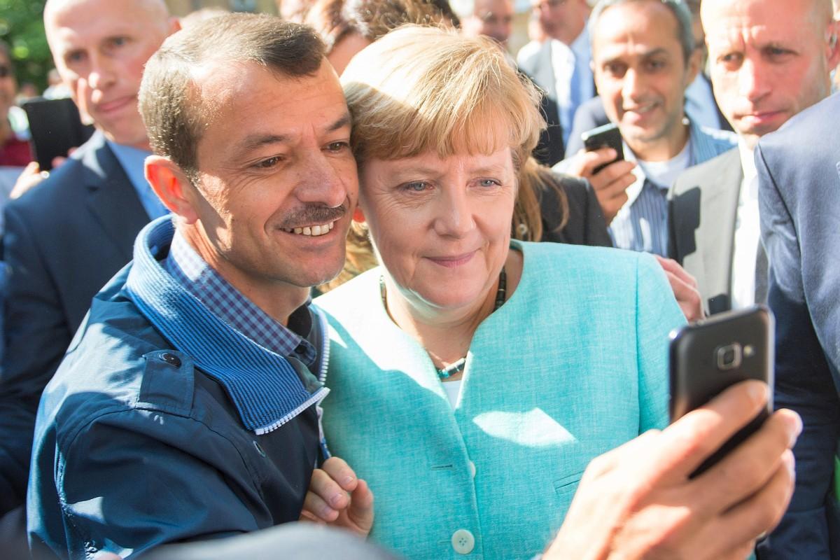 Angela Merkel Und Die Flüchtlinge Ein Rückblick In Zitaten