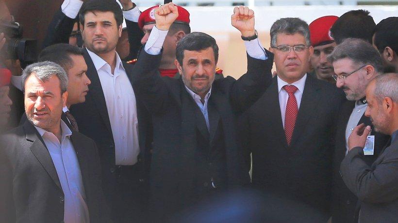 Ex-Präsident Ahmadinedschad greift im Iran wieder nach Macht - Derwesten.de