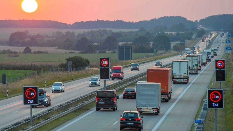 Autobahn Bericht