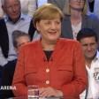 Angela Merkel stellte sich den Fragen der Bürgerinnen und Bürger.