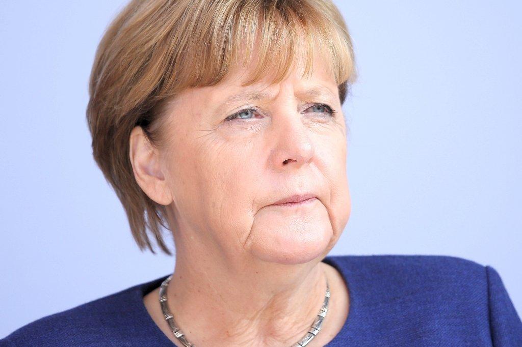 bundestagswahl 2017 angela merkel wie die pfarrerstochter kanzlerin wurde politik derwestende - Ulrich Merkel Lebenslauf