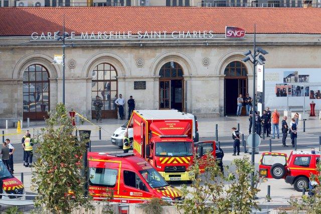 Marseille Stadtteile Meiden