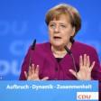 26.02.2018, Berlin: Bundeskanzlerin Angela Merkel (CDU) spricht beim 30. Parteitag der Christlich Demokratischen Union Deutschlands (CDU). Foto: Ralf Hirschberger/dpa +++ dpa-Bildfunk +++