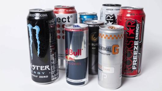 Energy Drinks verschiedener Anbieter Energy Drinks verschiedener Anbieter *** Energy drinks of multi-vendor of energy drinks of from various providers